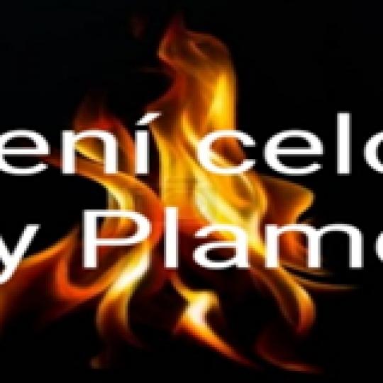 Celoroční hra Plamen